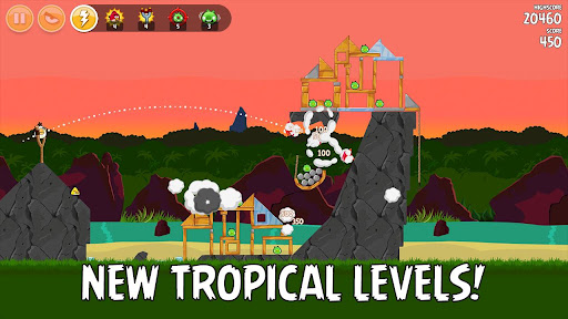 Angry Birds android app review