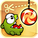 Cut the Rope android app-thumbicon