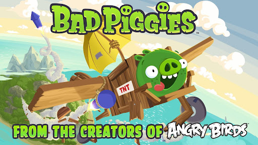 Bad Piggies android app review