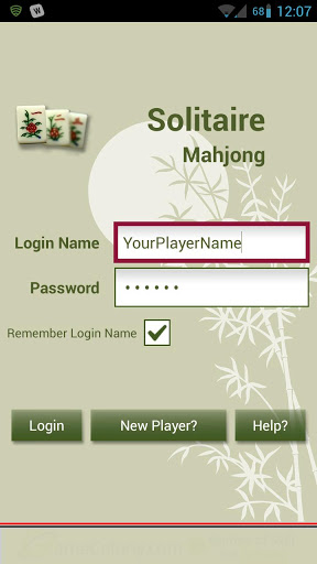 Solitaire Mahjong android app new player