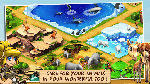 Wonder Zoo - Animal rescue ! android app review