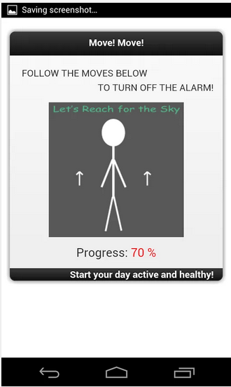 Healthy Alarm android app review