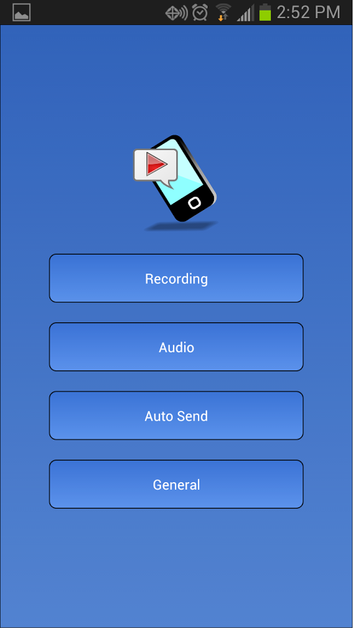 Call Recorder Total Recall 2 android app recording