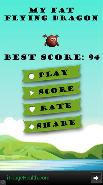 My Fat Flying Dragon android app review